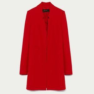 Zara Frock Blazer Jacket
